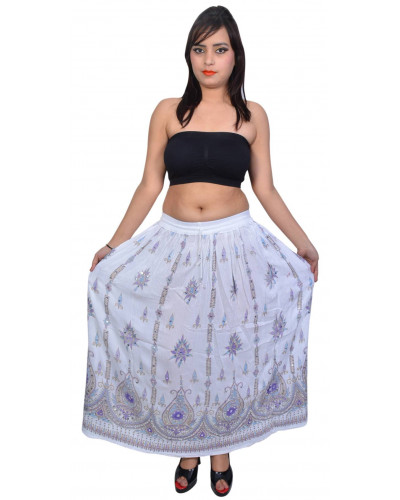 20 American tribal style sequin skirts