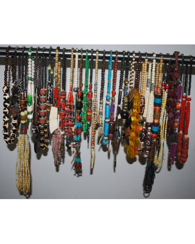 20 Pcs Unique Collection of Beaded Necklace