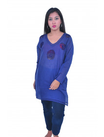 200  Wholesale Indonesian Casual Kurti Tunic Tops for Women