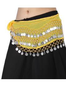 24 Egyptian Belly dance Hip scarfs