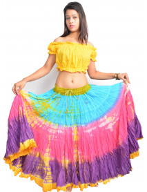 25 yard ATS belly dance skirt