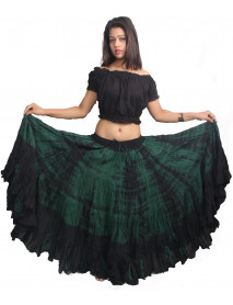 25 Yard Cotton Belly Dance Circle Skirt