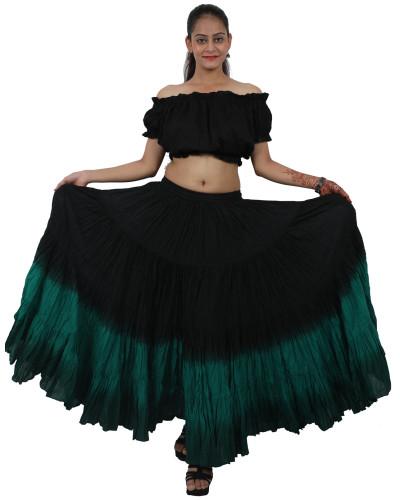 25 yard full cotton skirt