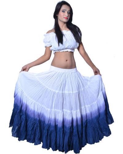 25 yard professional tribal dance costumes