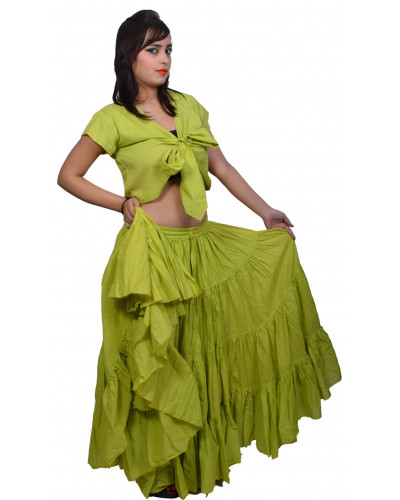 25 yard skirt pattern - belly dance