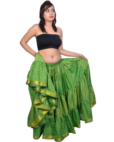 25 yard Skirts Sari Trim wholesale 2  skirt