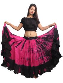 25 yard Tie Dye Skirts skirt wholesale