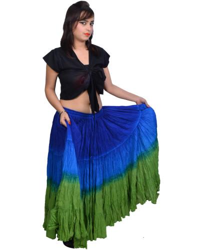 25 Yard Tribal Gypsy Skirt