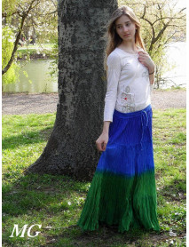 25 Yard Tribal Gypsy Skirt