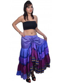 4  Rajasthan Indian Tribal Skirt
