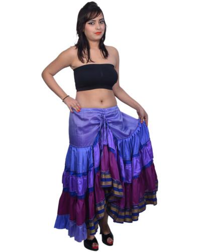 4  Rajasthan Indian Tribal Skirt