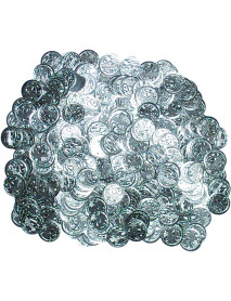 4000 Dance Costume Decoration Gold and Silver Artificial Coins