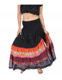 50 American tribe gypsy skirt