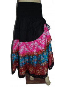 50 American tribe gypsy skirt