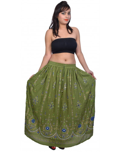 50 Arabian dancer costume skirts