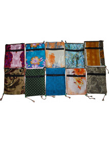 40 Assorted Color Passport Mobile Card Holder Pouch Case