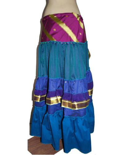 50 Bohemian Hippy tribal style skirts