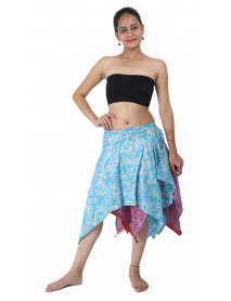 50 Diamond Cut Pixie Style wrap skirts Wholesale