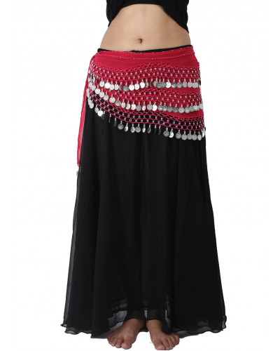 50 Hip Scarves for Belly Dance Zumba