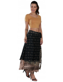 50 Magic sari skirts variation ethically made