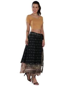 50 Magic sari skirts variation ethically made