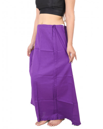 50 Pcs 100% Cotton Saree Inskirt/Petticoat