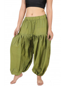 50 Pcs Indian Boho Art Silk Harem Pants Trousers