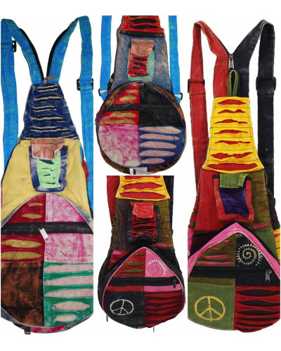 50 Student vintage style back bags