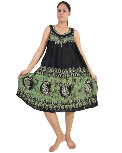 50 Stylish rayon casual day women dress