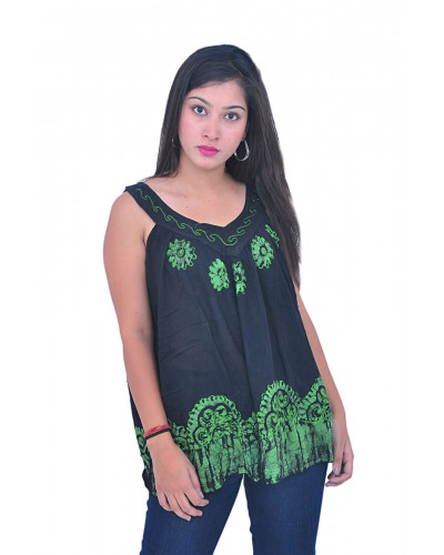 50  Wholesale Heavy Embroidery Women Tops Ponchos