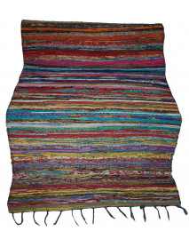 50 Wholesale Recycled Handmade Carpet / Woven Mat / Rug