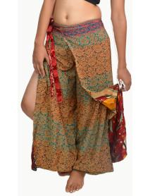 50 Wholesale Thai Fisherman Palazzo Wrap Pants for Women