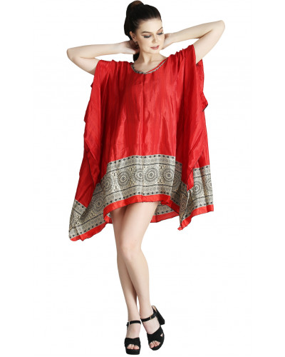 50 Women Summer Sleeveless Casual Poncho Tops