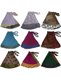 20 Magic wrap skirts variation