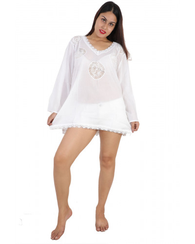 6  Pcs Women Evening Cocktail Tops Clearence
