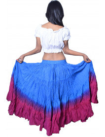 American Cabaret Style Belly dance skirt