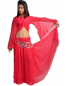 Belly dance costumes for dance
