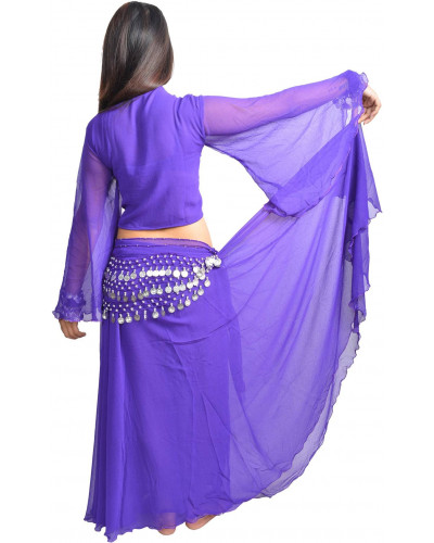 Belly dance costumes United States