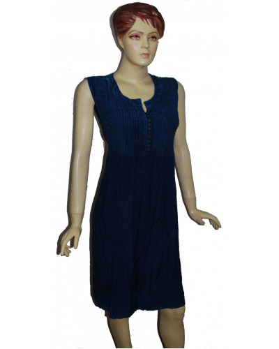 Blue denim dresses wholesale lot of 100 dress