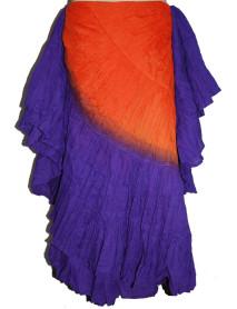Custom Order 25 Yard Tribal Skirt Colour or Size