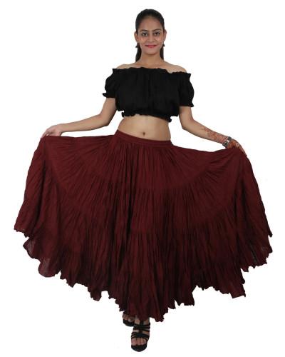 Egyptian Folklore 25 yard skirt