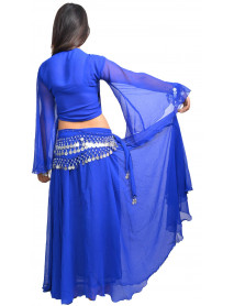 Egyptian style Belly dance costumes