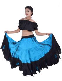 Faldas de danza del vientre de Zumba