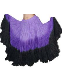 Halloween 25 yard tribal skirt with top