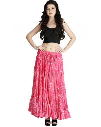 Rajasthani Oriental Belly Dance 25 yard skirt