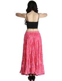 Rajasthani Oriental Belly Dance 25 yard skirt