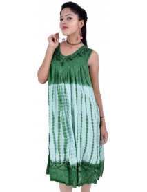 Tie Dye Casual Dresses for Women 10 Dress