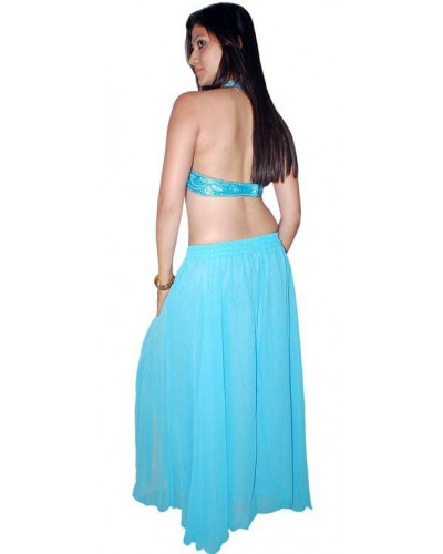 Tribal belly dance Georgette skirts