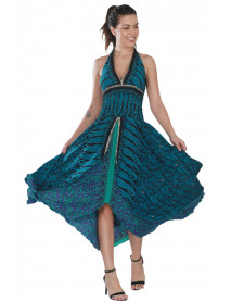 Wevez - Halter Neck Summer Dresses for Women