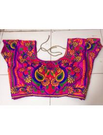 Wholesale Lot of 50 Kutch Embroidery Work Kuchi Blouse